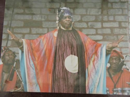 Sun Ra with Knoel Scott and John Gilmore